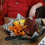 all you can eat ribs on tuesday