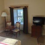 A corner in Jr Suite 301.