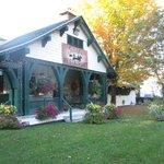 Photo de Salmon Lodge Restaurant