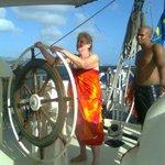 Starboard or port?