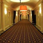 What a hallway!