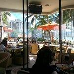 View From Rum Fire Restaurant/Bar