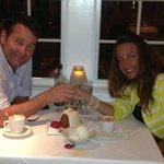 A great fine dining Valentine's dinner at Tween Waters Inn