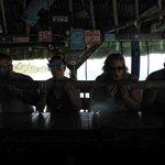 shot at the Palapa Bar