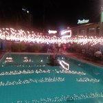 Pool on New Years Eve