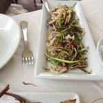 calamari e zucchine