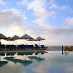 Pool and Beach area near Azul Profundo restaurant