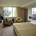Rooms similar to Super 8 or Comfort Inn in quality