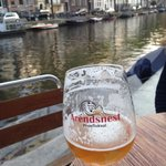 Beer + canal = 't Arendsnest
