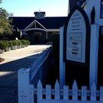 farmstead Restaurant Entrance