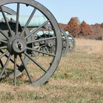 Cannons at Pea Ridge