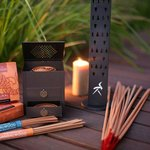 Mt Romance PURE AUSTRALIAN SANDALWOOD Natural mosquito and incense products