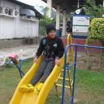 playground at Grassland Resort