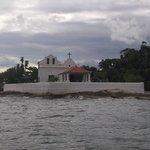 Igreja do Bonfim em Frente à Pousada Jamanta - Angra dos Reis - LimaJr.