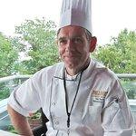 Executive Chef, Raymond Taylor, photo by Mike Keenan