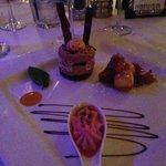 D&J Bistro - Dessert on New Year's Eve