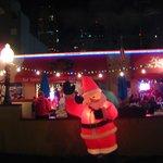 カンサスシティバーベキュー(クリスマスイルミネーション)
