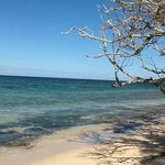 Green Island, spiaggia.