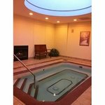 Spa, Men's Jacuzzi Room