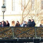 Pont des Arts at the Seine River