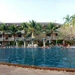 large nice pool