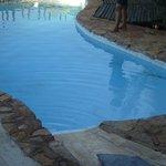 Sparkling Pool at Oxwagon