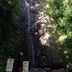 fantastic tour with Greg from Oahu Nature Tours so glad we did it finny and informatve...