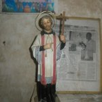 Statue of St. Francis Xavier