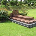 Gravestone of Dr. Benjamin Henry Sheares, 2nd President of Singapore