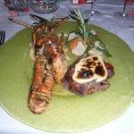 Fantástica cena romántica para parejas, muy recomendable