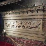 アレキサンダー大王の棺