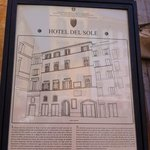 This hotel boasts that it is the oldest hotel in Rome.