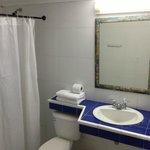 room bathroom (no hot water)