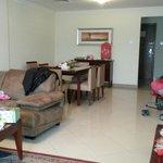 sitting / dinning room