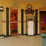 Wellness-Bereich im Best Western Plus Hotel Erb