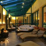 Ruheraum im Wellnessbereich des Best Western Plus Hotel Erb