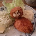 牡蠣フライ580円