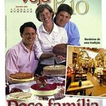 and Our Family - Cover of the most important Rio Magazine... Read to Know us better ....