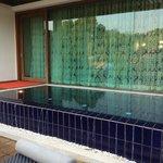 presidential suite - private pool