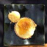 lemongrass - mango tart