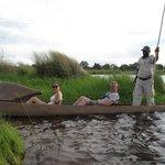 Water activities, must try Mokoro