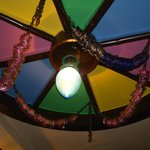 Bangles and ceiling