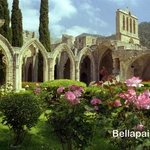 Bellapais Abbey next to the Kybele