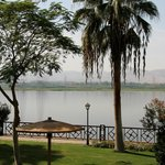 The stunning Nile