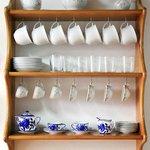 Detalle cocina Casa Rural Pradina II