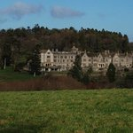 bovey castle from the walk to the pub!
