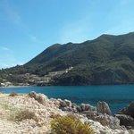 Ermones beach