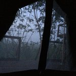 6am view from the tent