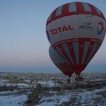 les montgolfières Discovery