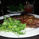 Steak at Porter House